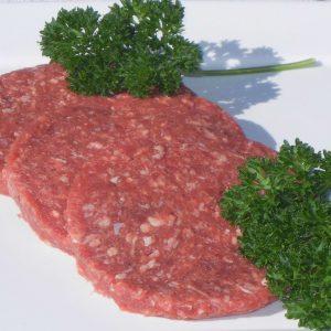 Premium Lean Burger 5kg